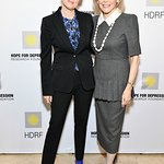 Audrey Gruss Honors Ali Wentworth at Hope for Depression Luncheon