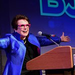 The Billie Jean King Leadership Initiative Salutes Billie Jean King's 75th birthday