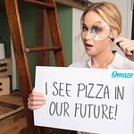 Your Chance To Grab Pizza And Escape With Jennifer Lawrence