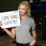 Your Chance To Grab Lunch With Karlie Kloss and Customize Your Own Mustang