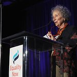Margaret Atwood Honored At Equality Now's Make Equality Reality Gala