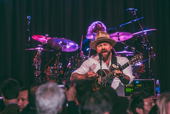 Zac Brown Performs At Evening To Remember