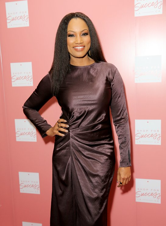 Garcelle Beauvais co-hosts the Shop for Success VIP Opening, benefitting Dress For Success Worldwide West LA