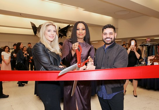 Katheryn Winnick , Garcelle Beauvais, and Michael Costello co-host the Shop for Success VIP Opening, benefitting Dress For Success Worldwide West LA