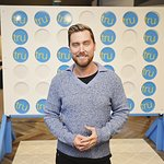 Lance Bass Hosts Oversized CONNECT 4 Tournament in Salt Lake City