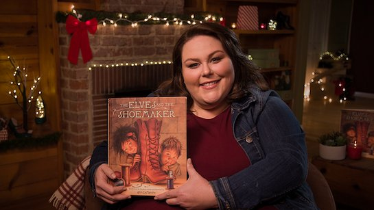 Chrissy Metz reads the Brothers Grimm for children's literacy program Storyline Online
