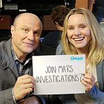 Your Chance To Hang With Kristen Bell On The Set Of Veronica Mars