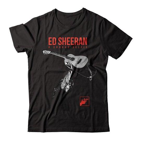 Ed Sheeran #ChukuaSelfie Tee