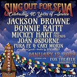 Jackson Browne And Bonnie Raitt To Join Star-Studded Sing Out For Seva Benefit Concert