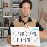 Your Chance To Play Mini Golf In NYC With Paul Rudd