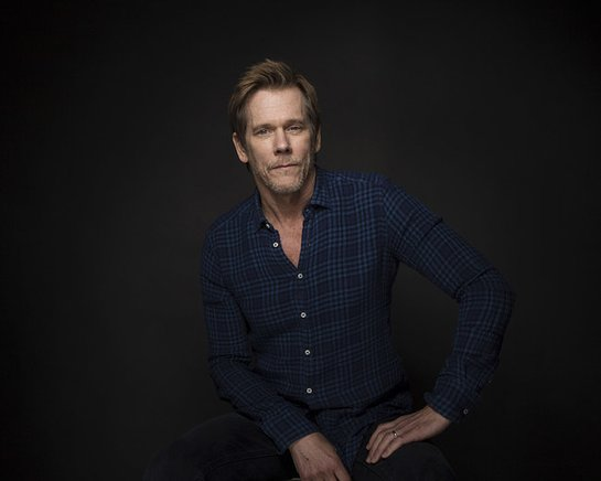 Kevin Bacon, Actor, Musician, Philanthropist and Founder of SixDegrees.Org