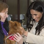 The Duchess Of Sussex Visits The Mayhew