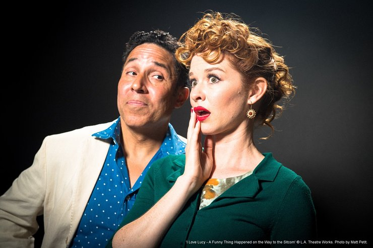 Sarah Drew and Oscar Nunez to star in The Actors Fund's I Love Lucy... benefit performance