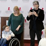 St. Jude Children's Research Hospital Dedicates Patient Family Room to Alabama Singer Randy Owen