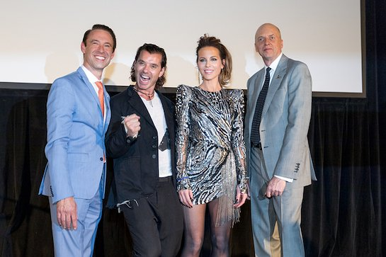 Scott Diament, Gavin Rossdale, Kate Beckinsale, Kim Martindale