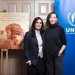 Cate Blanchett Attends Capernaum Screening in London
