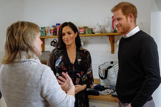 Duke and Duchess of Sussex Visit One25