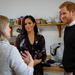 Duke and Duchess of Sussex Visit Bristol
