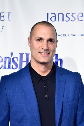 Nigel Barker Attends third annual Blue Jacket Fashion Show