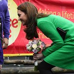 Duchess Of Cambridge Visits Schools In Support Of Children's Mental Health