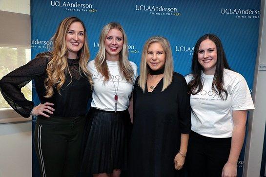 Kayla Carpenter, Erica Wood, Barbra Streisand, Julie Ortega