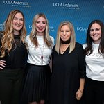 UCLA Anderson School of Management Women's Leadership Summit Recognizes Barbra Streisand