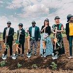 Portia de Rossi Attends Groundbreaking Ceremony For Ellen DeGeneres Gorilla Campus In Rwanda
