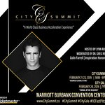 Colin Farrell to Receive Inspiration Honor at 4th Annual City Summit & Gala