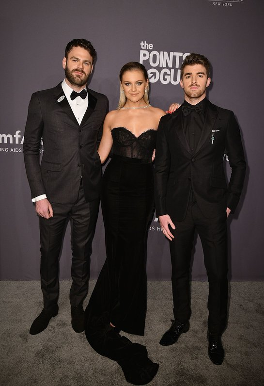 The Chainsmokers with Kelsea Ballerini