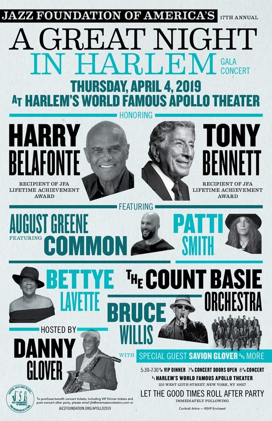17th Annual Great Night in Harlem