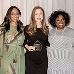 Chelsea Clinton Honored At Beat The Odds Gala