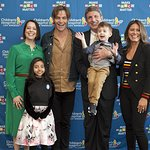 Chris Pine Helps Launch Make March Matter For Children's Hospital Los Angeles
