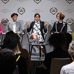The Duchess of Sussex Joins Panel Discussion on International Women's Day