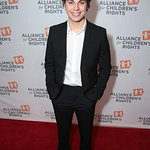 Jake T. Austin Suits Up for the Alliance for Children's Rights