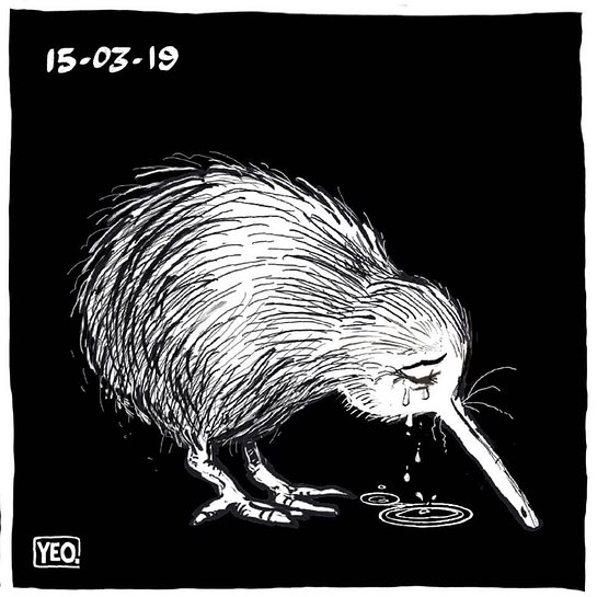 New Zealand Mourns For Victims Of The Mass Shootings