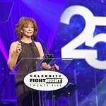 Stars Shine At Celebrity Fight Night XXV