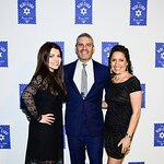 Andy Cohen Hosts 83rd Blue Card Gala To Aid Holocaust Survivors