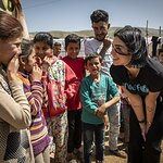 Dua Lipa Visits Lebanon With UNICEF