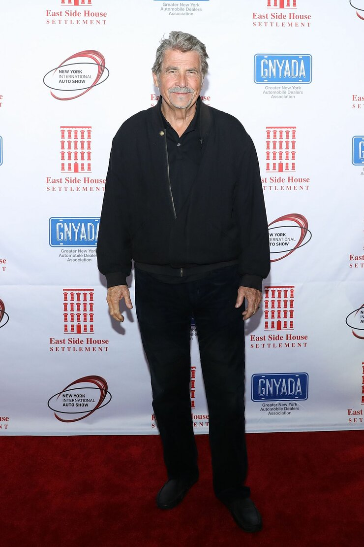 James Brolin at 20th Anniversary Gala Preview of the New York International Auto Show
