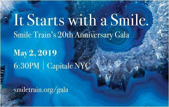 Smile Train 20th Anniversary Gala
