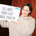Your Chance To Join Emilia Clarke For Ultimate Game Of Thrones Finale Party