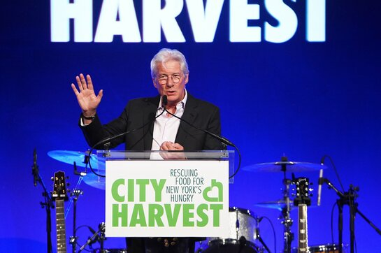 Richard Gere is Honored at City Harvest: The 2019 Gala