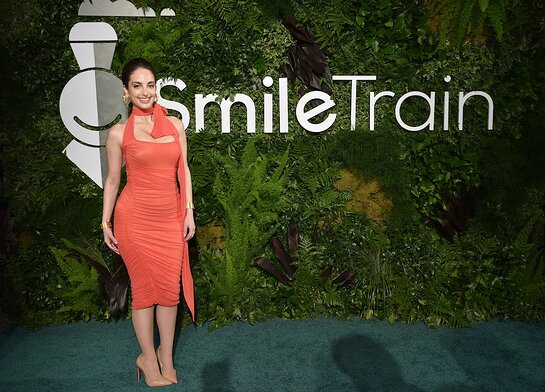 Alexa Ray Joel attends Smile Train's 20th Anniversary Gala
