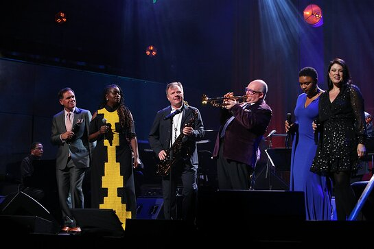 Herbie Hancock, Kurt Elling, Somi, Igor Butman, James Morrison, Lizz Wright and Jane Monheit