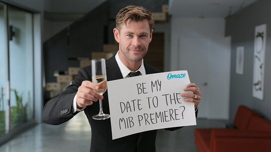 Be Chris Hemsworth's VIP Guest at the Men in Black: International Premiere
