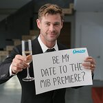 Your Chance To Join Chris Hemsworth At Men In Black: International Premiere