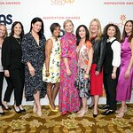 Stars Attend Inspiration Awards Benefiting Step Up