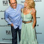 Jessica and Jerry Seinfeld Host Good+ Foundation 2019 NY Bash
