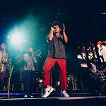 Bruno Mars Rocks Star-Studded Blue Diamond Gala