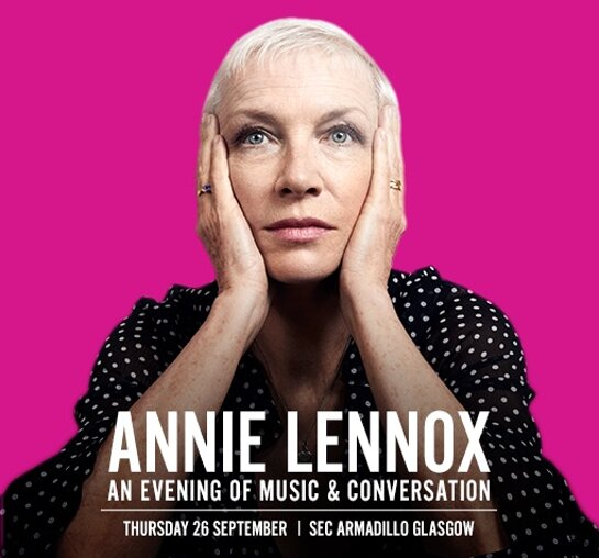 Annie Lennox – An Evening of Music and Conversation